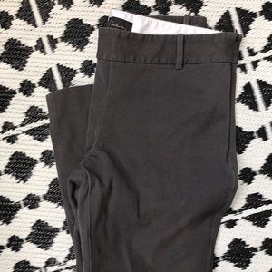 Babaton Dark Grey Elliot Pant (size 6)